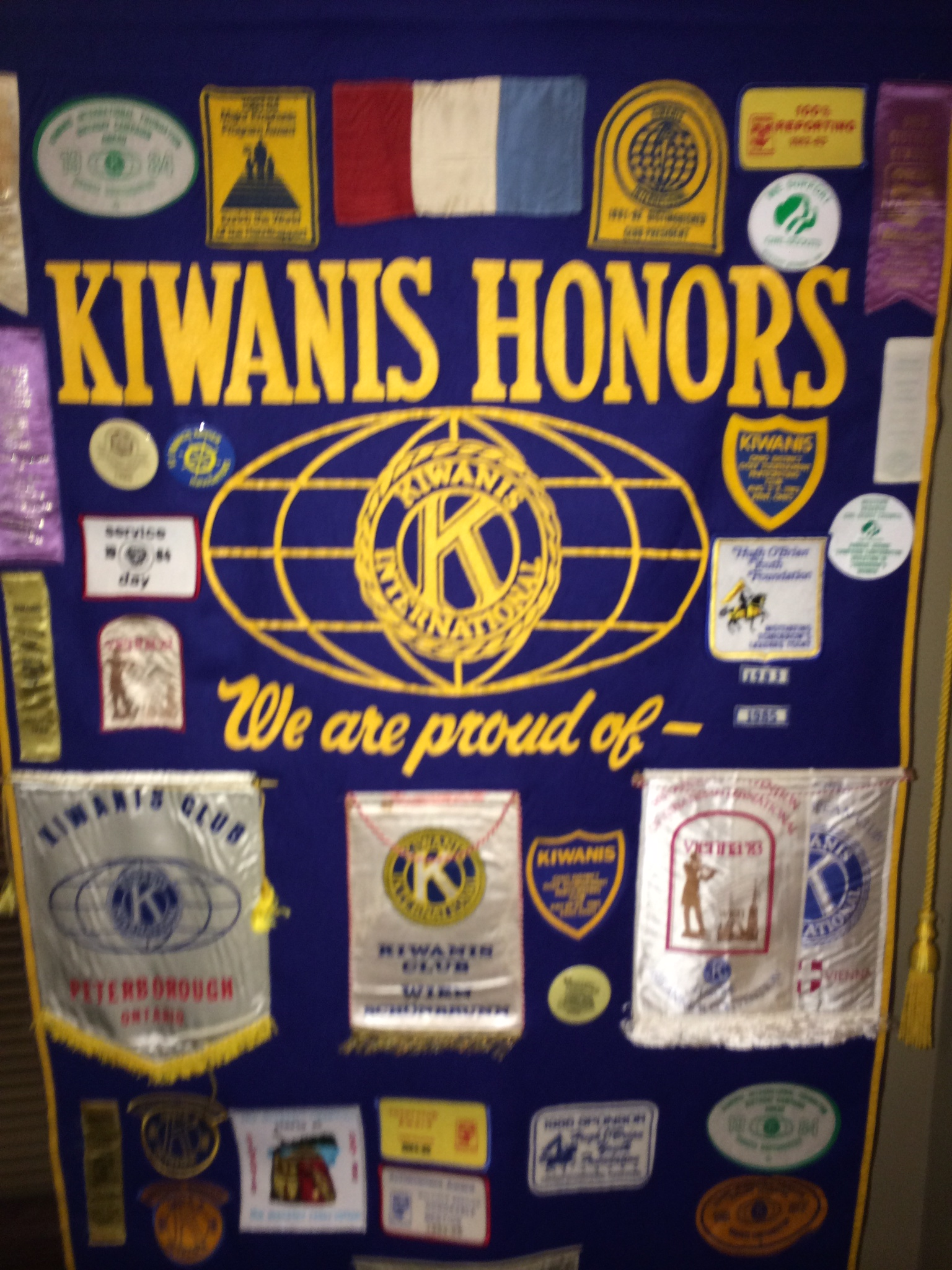 Kiwanis-Honors